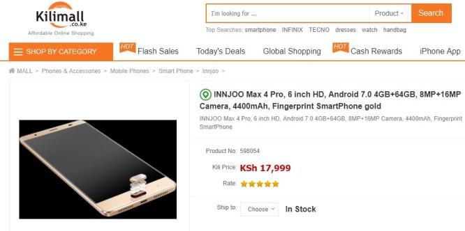 InnJoo Max 4 Pro