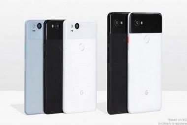 Google Pixel 2 and Google Pixel 2 XL