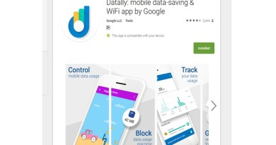 Datally Data-Saving App