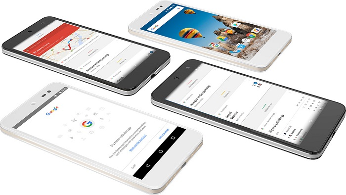 General Mobile GM5 Android One