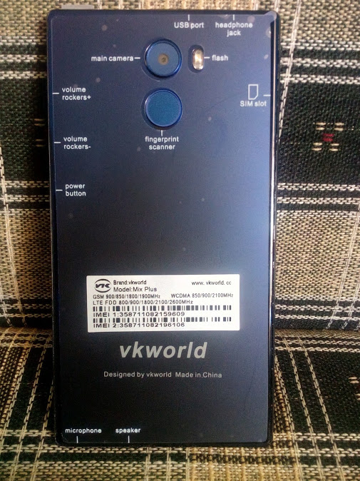 Vkworld Mix Plus