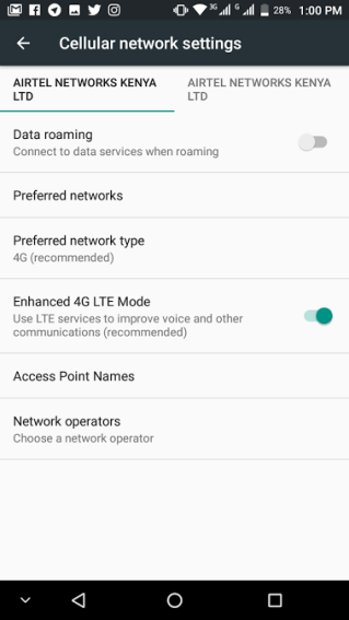 How to check if your Android phone supports VoLTE calls on your way