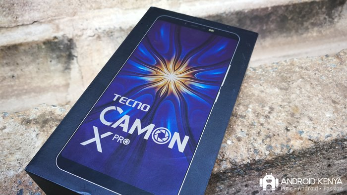 Tecno Camon X and Camon X Pro specifications