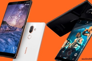 Nokia 7 plus and Nokia 8 Sirocco in Kenya