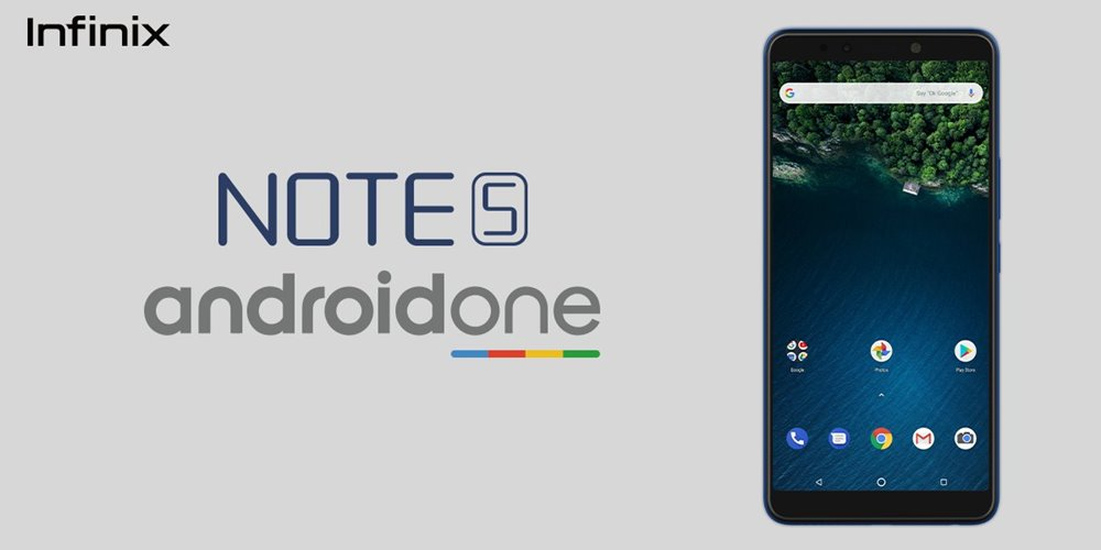 Infinix Note 5 officially launched in Dubai, available in