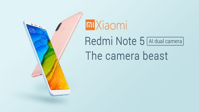 Xiaomi's camera beast, the Redmi Note 5 with AI dual camera, has landed