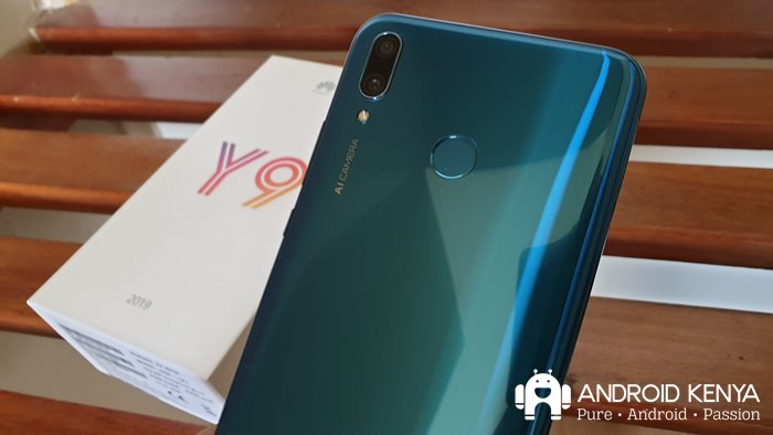 5 favourite features of the Huawei Y9 2019