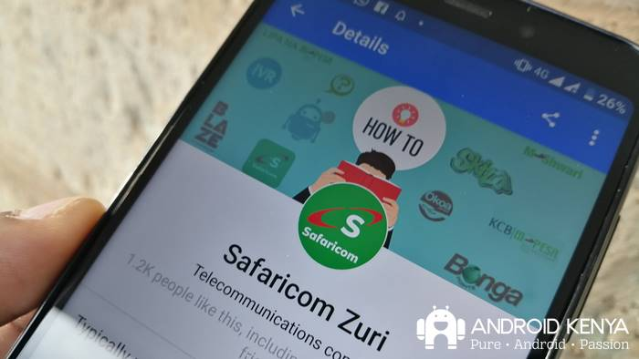 5 things you can do using Safaricom's Zuri chatbot