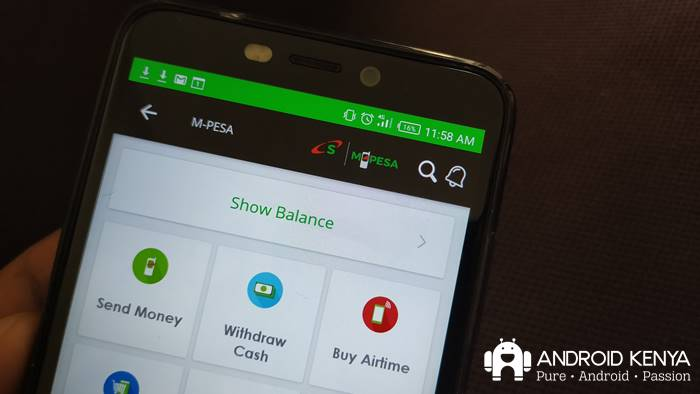 You can now unlock your M-Pesa account through the mySafaricom app