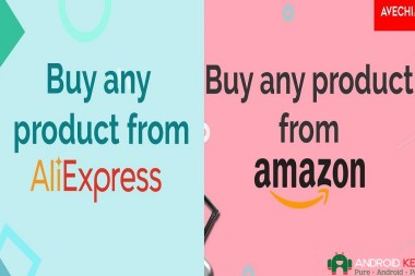 Buy from Amazon, Aliexpress through Avechi Kenya