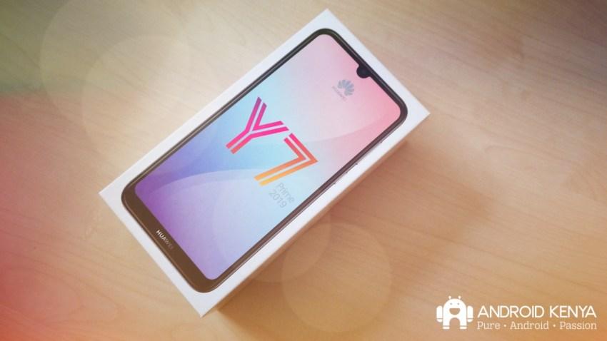 Huawei Y7 Prime 2019: Impressions