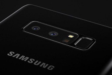 Samsung Galaxy Note 8 Pie update