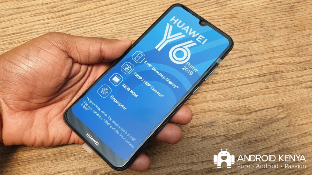 Huawei Y6 Prime 2019 review
