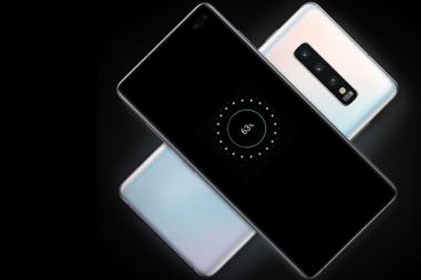 Samsung Galaxy S10 wireless powershare update