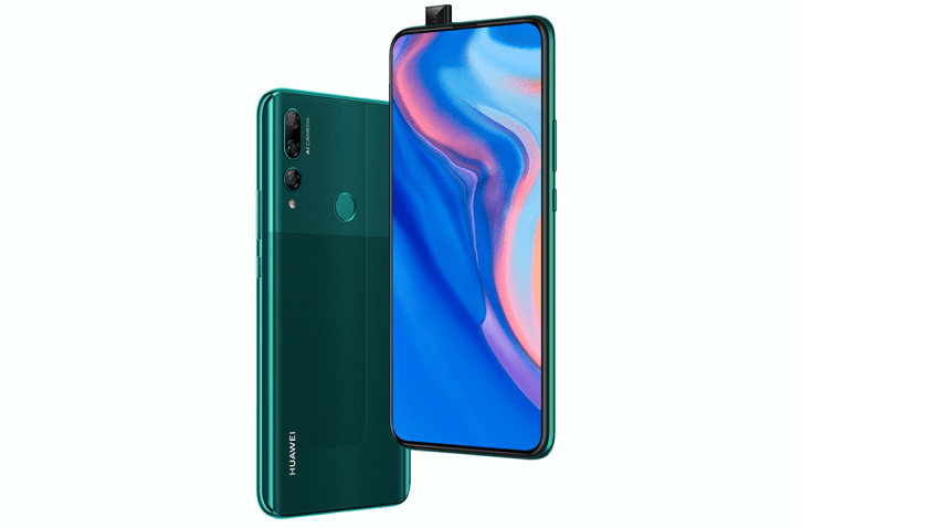 Huawei Y9 Prime 2019 arrives with a tri-lens and pop-up selfie camera