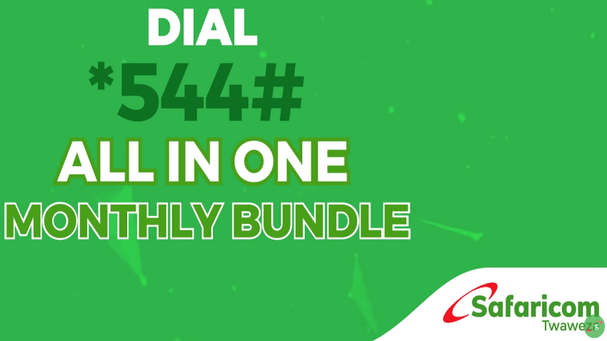 Safaricom All in one bundle