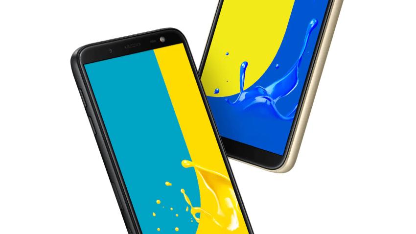 Samsung Galaxy J6-1