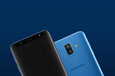 Samsung Galaxy J8 Android Pie update