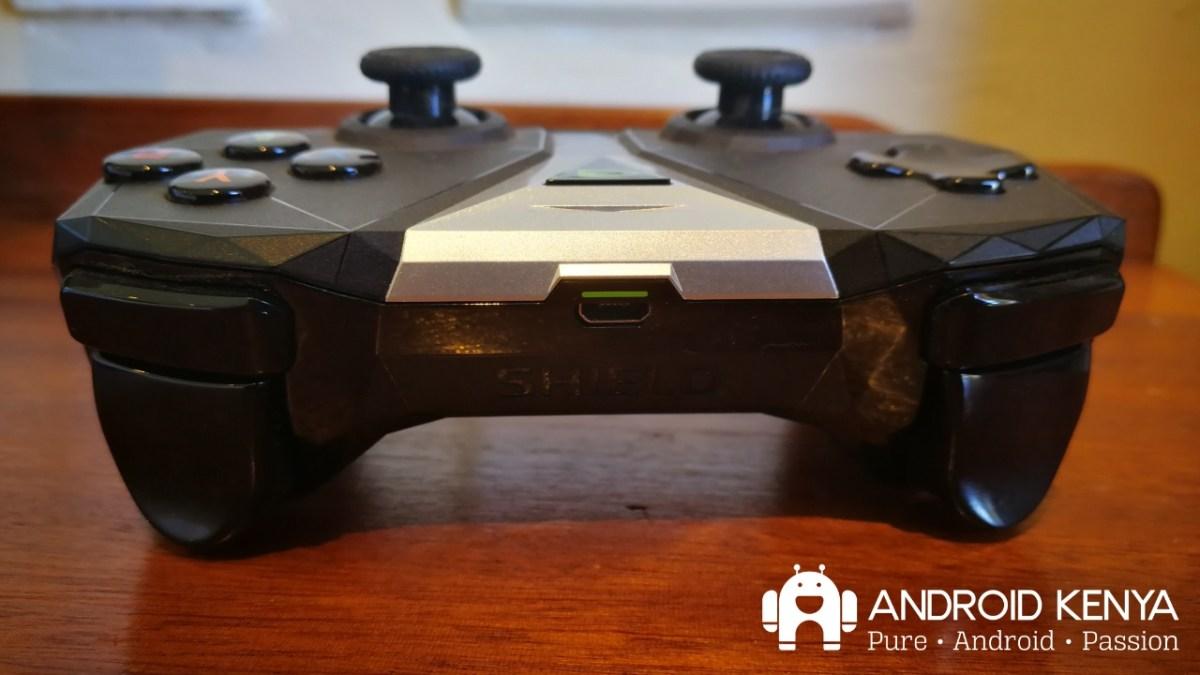 Nvidia Shield Remote App