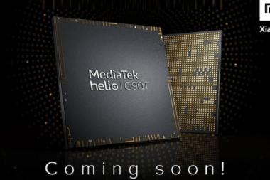 Xiaomi MediaTek G90T-1