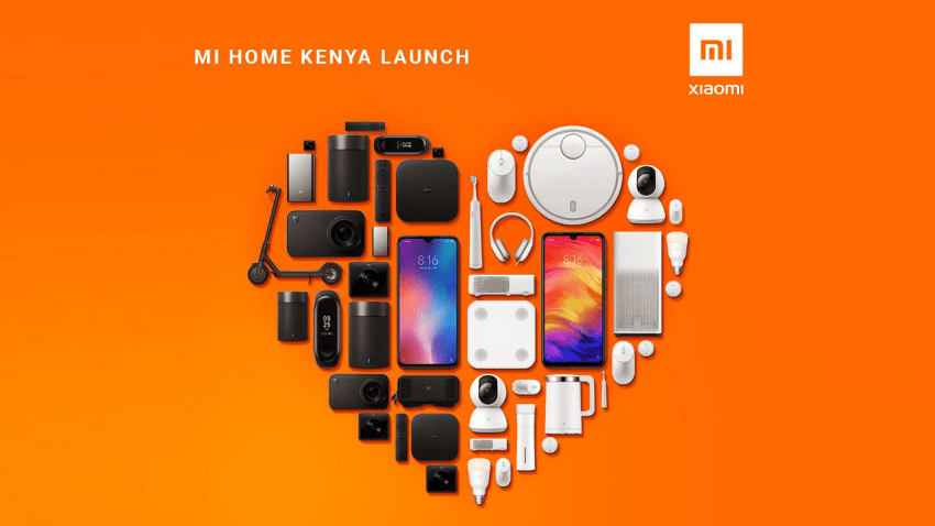 Xiaomi Mi Home Kenya launch-2