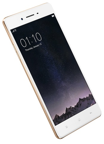 Oppo F1 gets a rare update with improved compatibility for