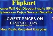 Flipkart Big Shopping Days