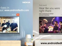 Nokia 55 Inch Smart TV Specifications Price offers