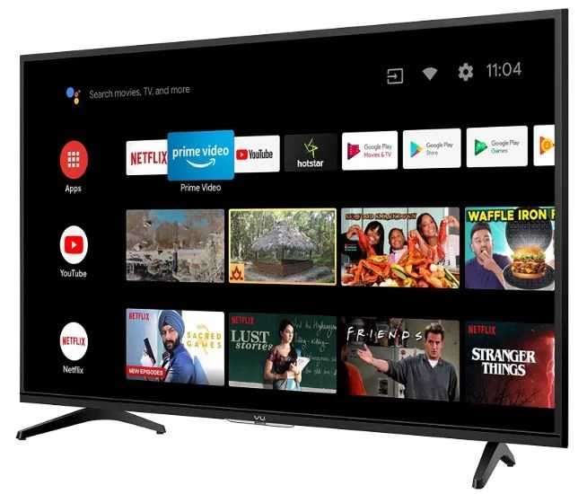 best Under 20,000 Vu 100 cm (40 inches) Full HD Ultra Android LED TV 40GA
