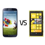 Vergleich: Galaxy S4 vs Lumia 920