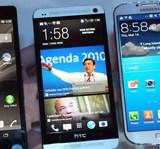 Die 5 besten Android Smartphones