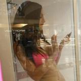 Xperia Z: Bikinimodels werben für das Sony-Flaggschiff