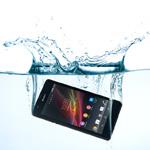 Sony Xperia ZR: Kommendes Sony-Flaggschiff als Unterwasser-Kamera brauchbar