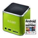 Abo-Aktion: 6 x Android Magazin + R.O.GNT Lautsprecher für nur 29,90 €