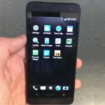 HTC One mini: Bilder zum kleineren HTC One-Ableger aufgetaucht