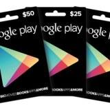 Google Play Gutscheine jetzt auch in Österreich erhältlich