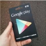 Google Play Gutscheinkarten ab heute offiziell in Deutschland erhältlich