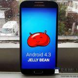 Android 4.3 Test-Firmware für Galaxy S4 aufgetaucht
