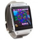 Galaxy Gear: Samsungs Smartwatch unterstützt mit kleinem Trick alle gängigen Android-Apps