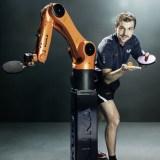 Mensch gegen Maschine – Heute: Tischtennis