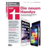 Stiftung Warentest: die besten neuen Smartphones