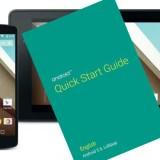 Android 5.0: Google veröffentlicht Quick Start Guide für Lollipop