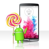 LG G3 bekommt nächste Woche Android 5.0 Lollipop