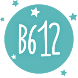 B612 – Selfie with the heart
