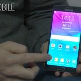 Note 4 mit Android 5.0 Lollipop und Material Design gibt sich in Video zu erkennen