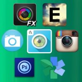 Die besten Foto und Bildbearbeitungs-Apps – Topliste