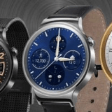 Huawei Watch: Die erste Smartwatch von Huawei überzeugt mit einer edlen Optik [MWC 2015]