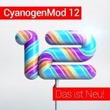CyanogenMod 12: Neuerungen im Überblick