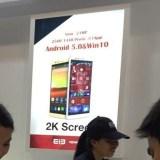 Chinesischer Hersteller Elephone kündigt Smartphone mit Windows 10 und Android 5.0 an