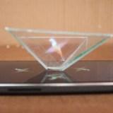 Genial! So erstellst du in wenigen Minuten einen Hologramm-Projektor für dein Smartphone